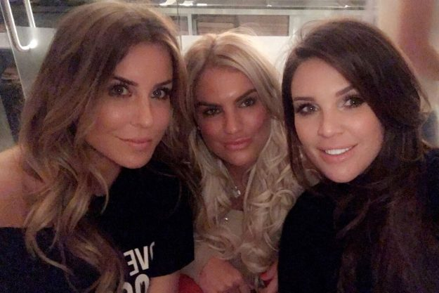 Danielle Lloyd opens up on scary birth